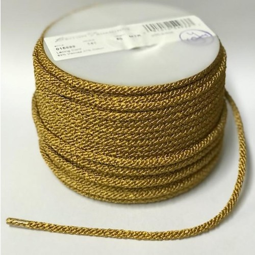 (15699) Lacing Cord Narrow Rayon 4mm x 50m (607 Sage)