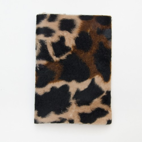 (2129-171) - A4 Fusible Fabric - Animal Print