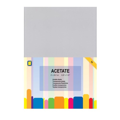 Acetate Sheets A4 (3.1000)