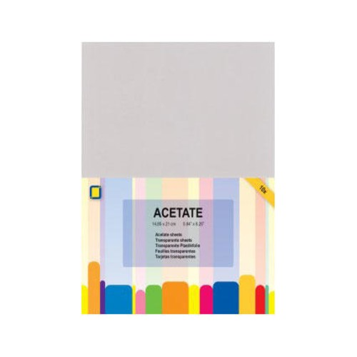 Acetate Sheets A5 (3.101)0