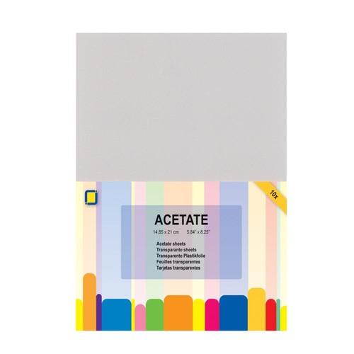 Acetate Sheets A5 (3.1010)
