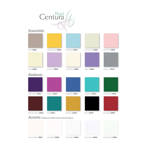Centura Pearl - 5pk - Turquoise (CP014)