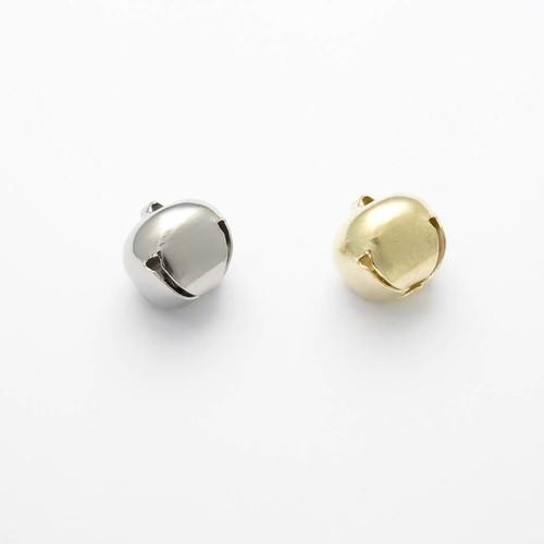 100 x 15mm Jingle Cat Bells (CX1615) (Gold)
