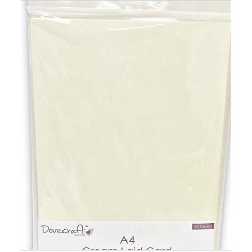 A4 Premium Cream Laid 220gsm (DCBS101)