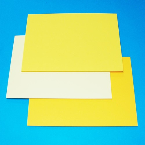 A5 Cards 60 Sheets Yellow (LINE41276)