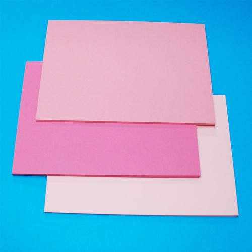A5 Cards 60 Sheets Pink (LINE41277)