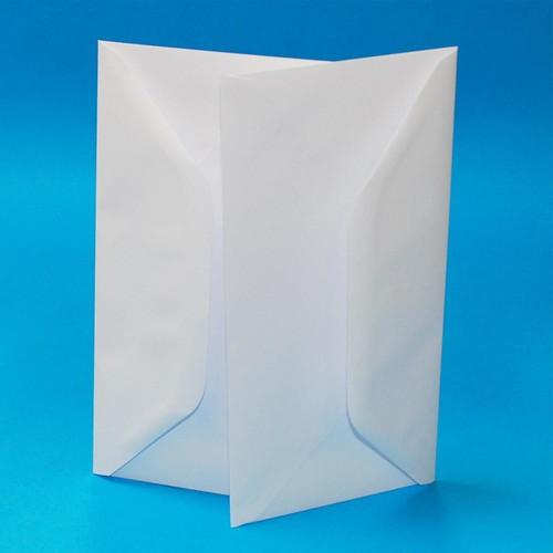 Envelopes DL White 50 Pack (LINE609)