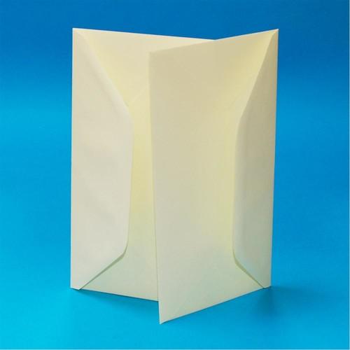 Envelopes DL Ivory 50 Pack (LINE610)