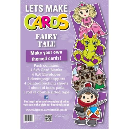 (LMC016) - Let's Make Kit - Fairy Tale
