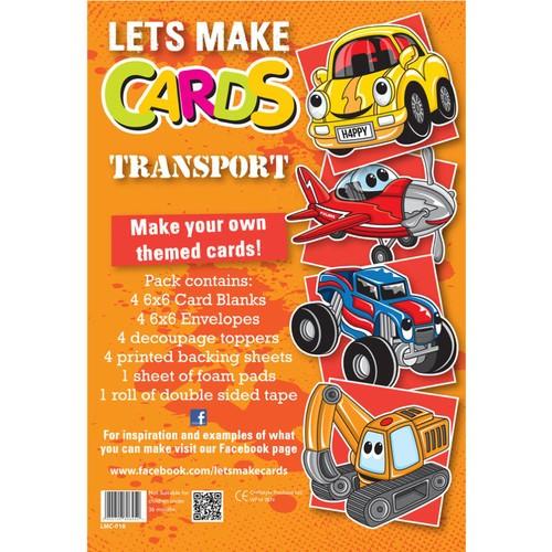 (LMC018) - Let's Make Kit - Transport
