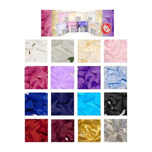 Oaktree Acetate Rose Petals 164pcs (OTPETAL) (Purple)