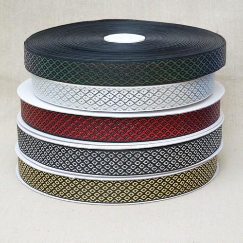 'Special Buy' Metallic Ribbon (SBMR2)(Red/Black)