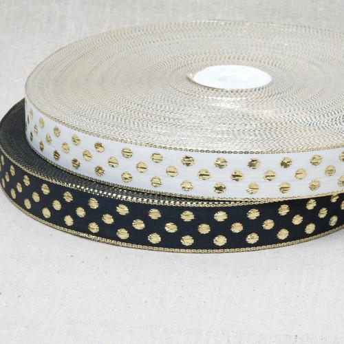 'Special Buy' Metallic Ribbon (SBMR4)(Gold/Black)