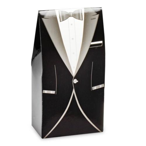 Black Tuxedo Box 50x30x100mm CGL104