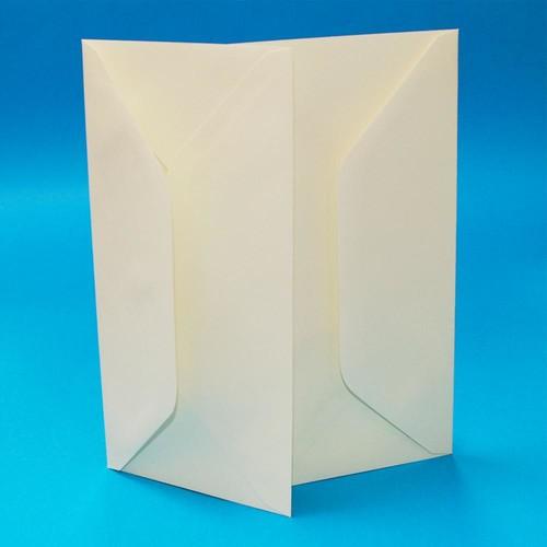 Wedding Envelopes DL Ivory 50 Pack (W131)